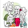 Photo Famille presque zéro déchet